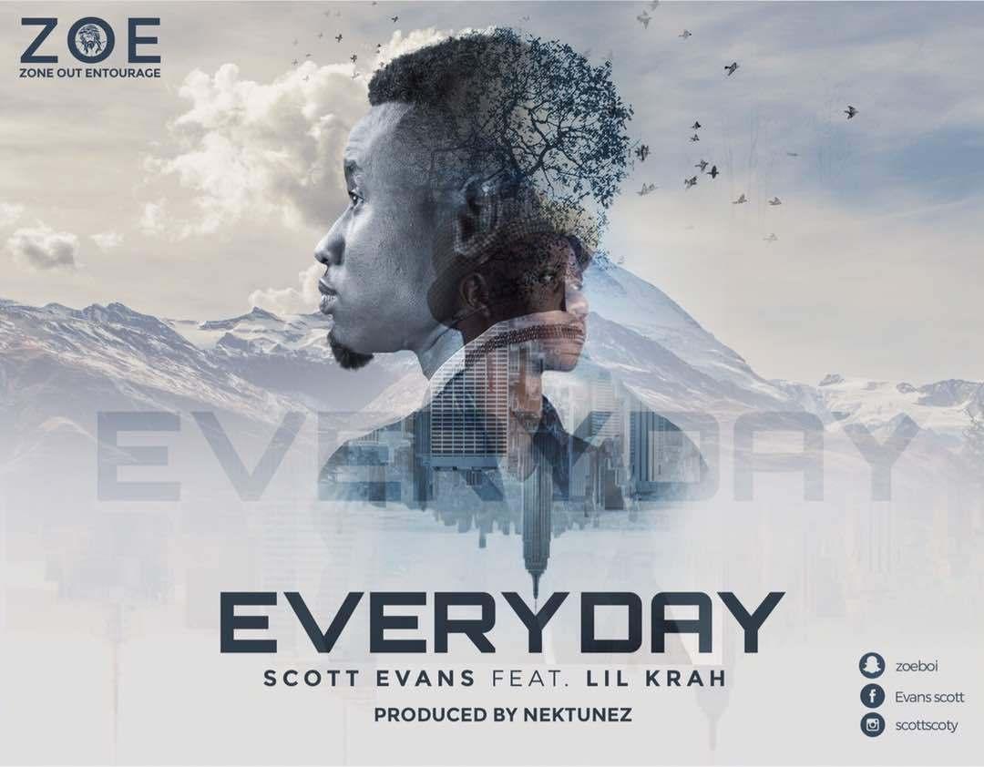 VIDEO: Scott Evans-EVERYDAY ft. Lil Krah (Official Video)