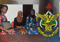 3 Female KNUST Students Develop Gas Leakage Detector That Operates SMS Alert