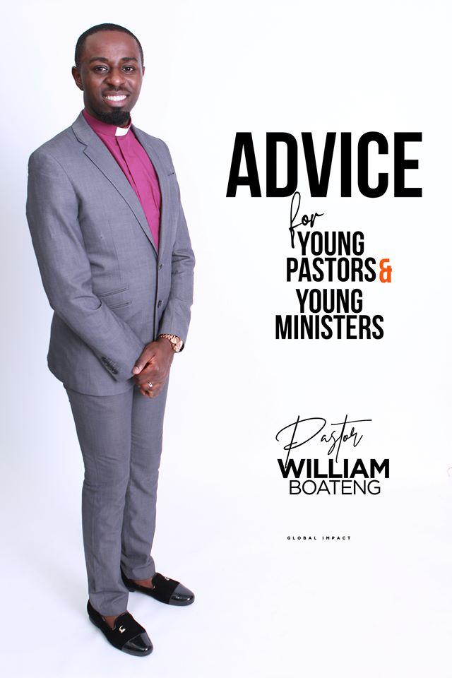 Pastor William Boateng