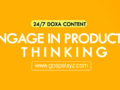 24/7 DOXA Content 2019 THURSDAY, 19th September-ENGAGE IN PRODUCTIVE THINKING