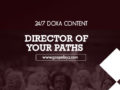 24/7 DOXA Content, 13th February-DIRECTOR OF YOUR PATHS