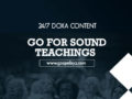 24/7 DOXA Content, 12th February-GO FOR SOUND TEACHINGS