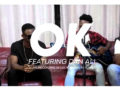 "Preachers Inspires with ""OK"" Featuring Dan Ali [ Live Session]"