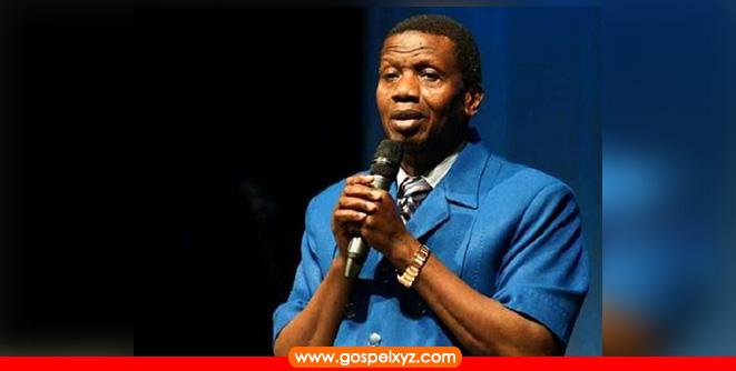 Rev. Adeboye
