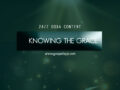 24/7 DOXA Content, 19th September-KNOWING THE GRACE
