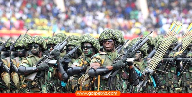 Ghana Army, Gospelxyz