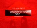 24/7 DOXA Content, 12th October-DIRECTOR OF YOUR PATHS