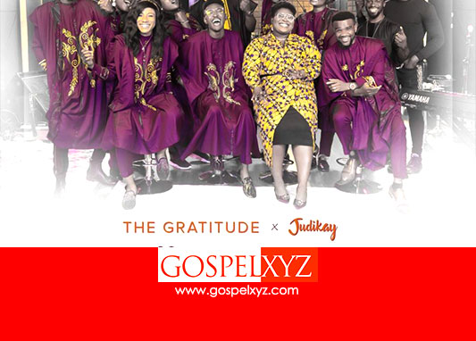 MUSIC VIDEO: The Gratitude & Judikay -Nothing is Too Hard for You